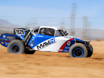 Stronghold Motorsports Overcomes the Challenge of the Mint 400