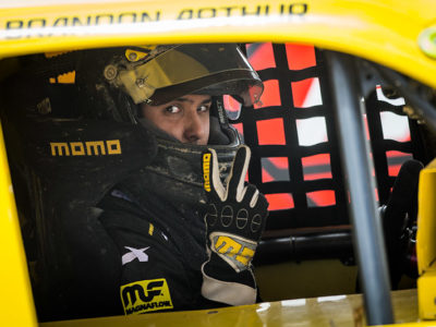 Brandon Arthur Joins Team Stronghold Motorsports.