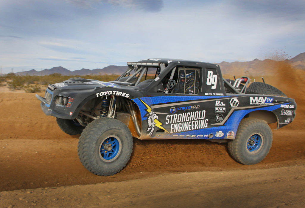 Stronghold Motorsports at the Mint 400