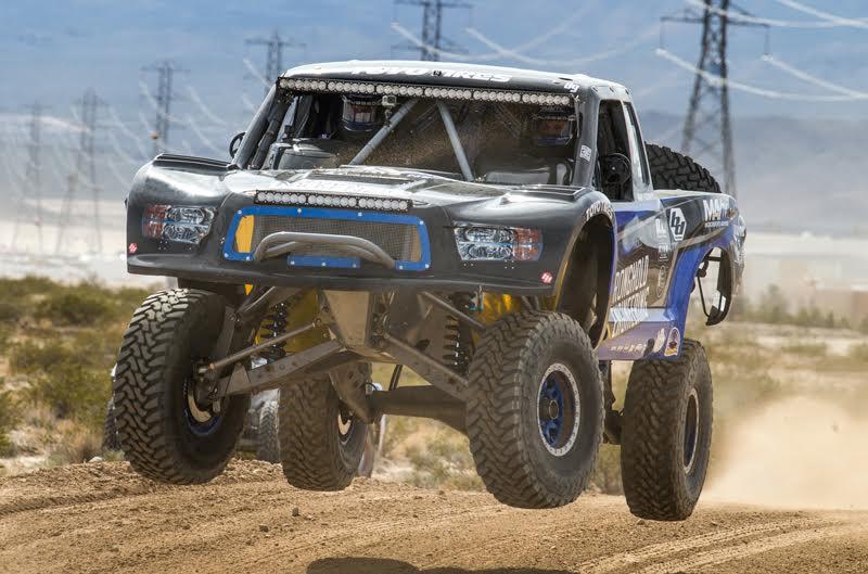 Mint 400 monster truck