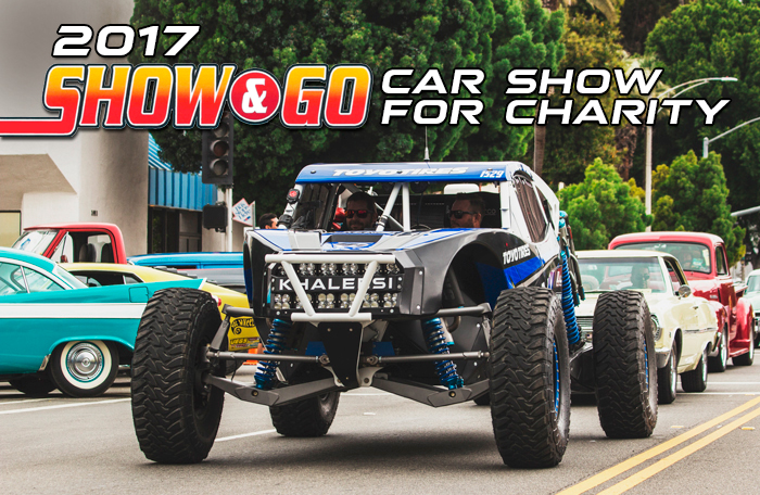 Stronghold Motorsports at the Riverside Show and Go