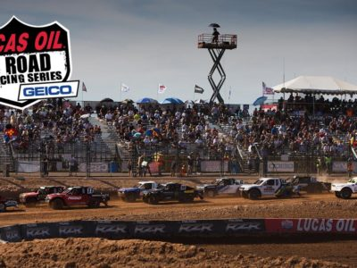 Stronghold Rookie Irie Bailey takes 3rd place at Wild Horse Pass Motorsports Park