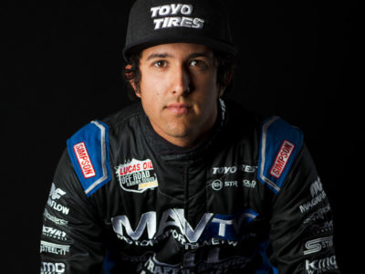 Brandon Arthur Looks to Get on The Podium in Baja