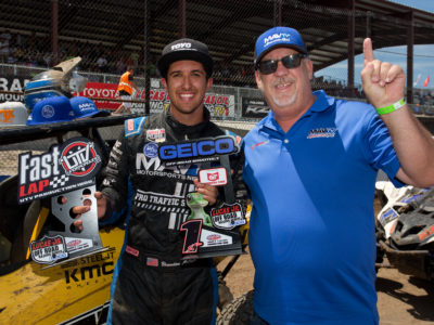 Brandon Arthur at Lucas Oil Off Road Racing Series | Stronghold Motorsports